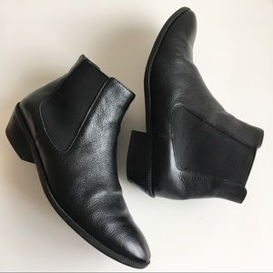 Leather 14th & Union Chelsea Boots
